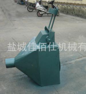 斜板锁气器